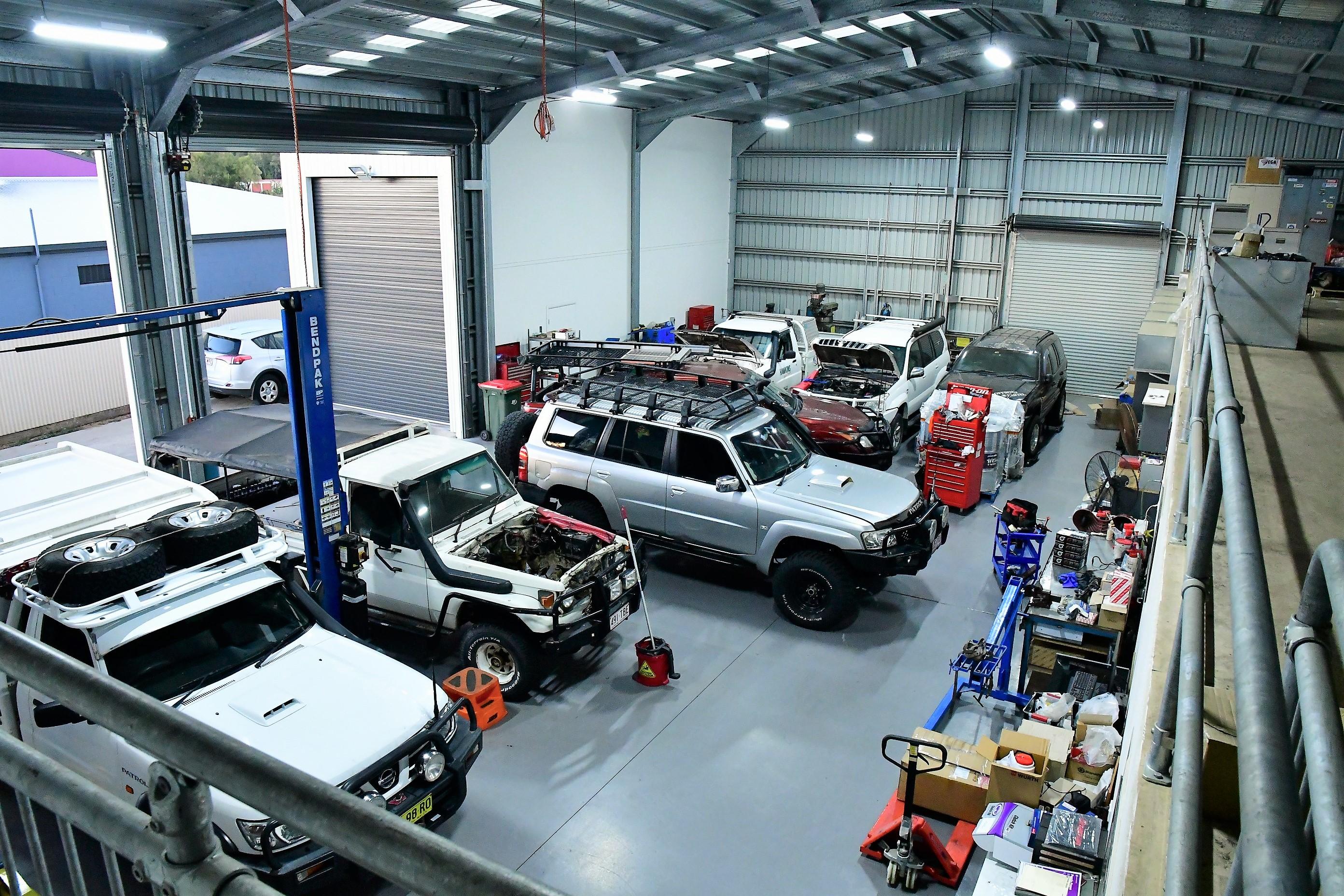 Diesel Fuel Injection Workshop TD42 ZD30 and Landcruiser